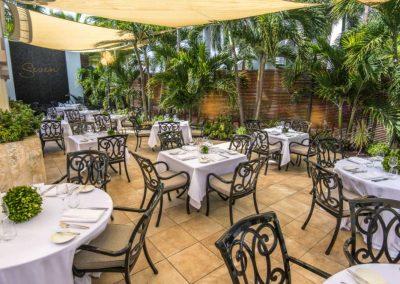 seven restaurant Providenciales