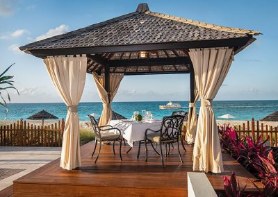 Top 5 High-end Restaurants on Providenciales