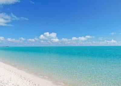 beach in tci