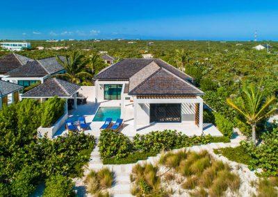 Luxury Vacation Rental on Long Bay Beach