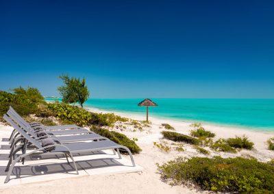 Long Bay beach villa