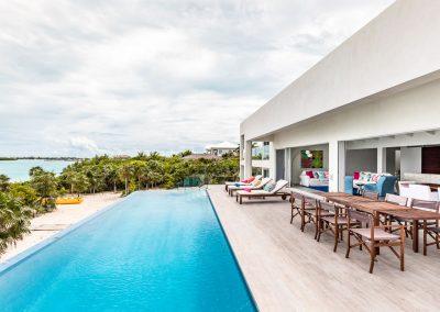 Villa Allegria villa pool